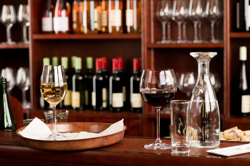 Wine Bar in Silverlake