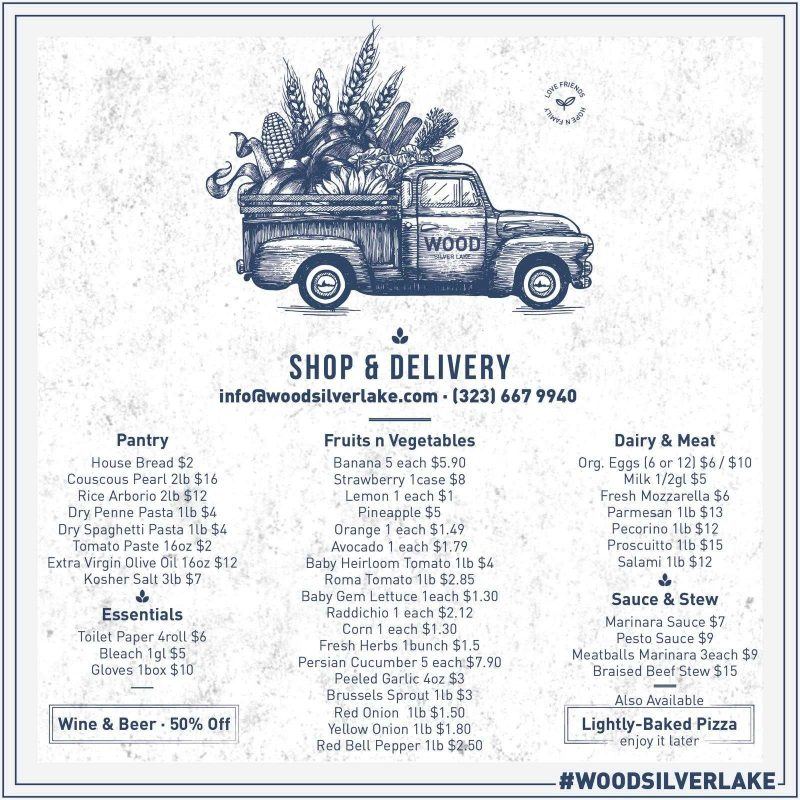 woodsilverlake pizza