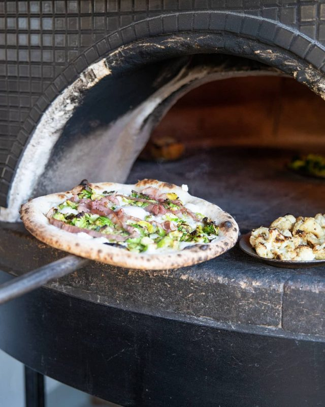 best wood fired pizza in los angeles