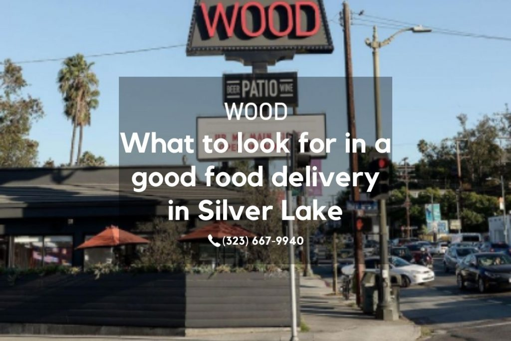 food delivery in silver lake